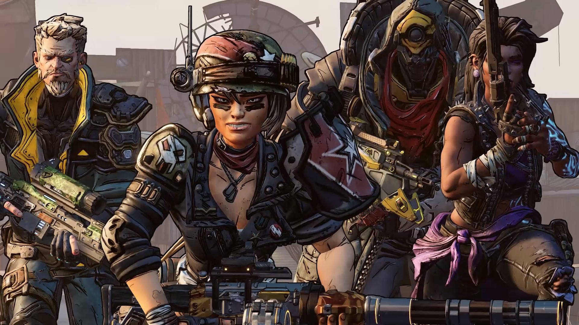 Here Are 130 New Screenshots From Borderlands 3