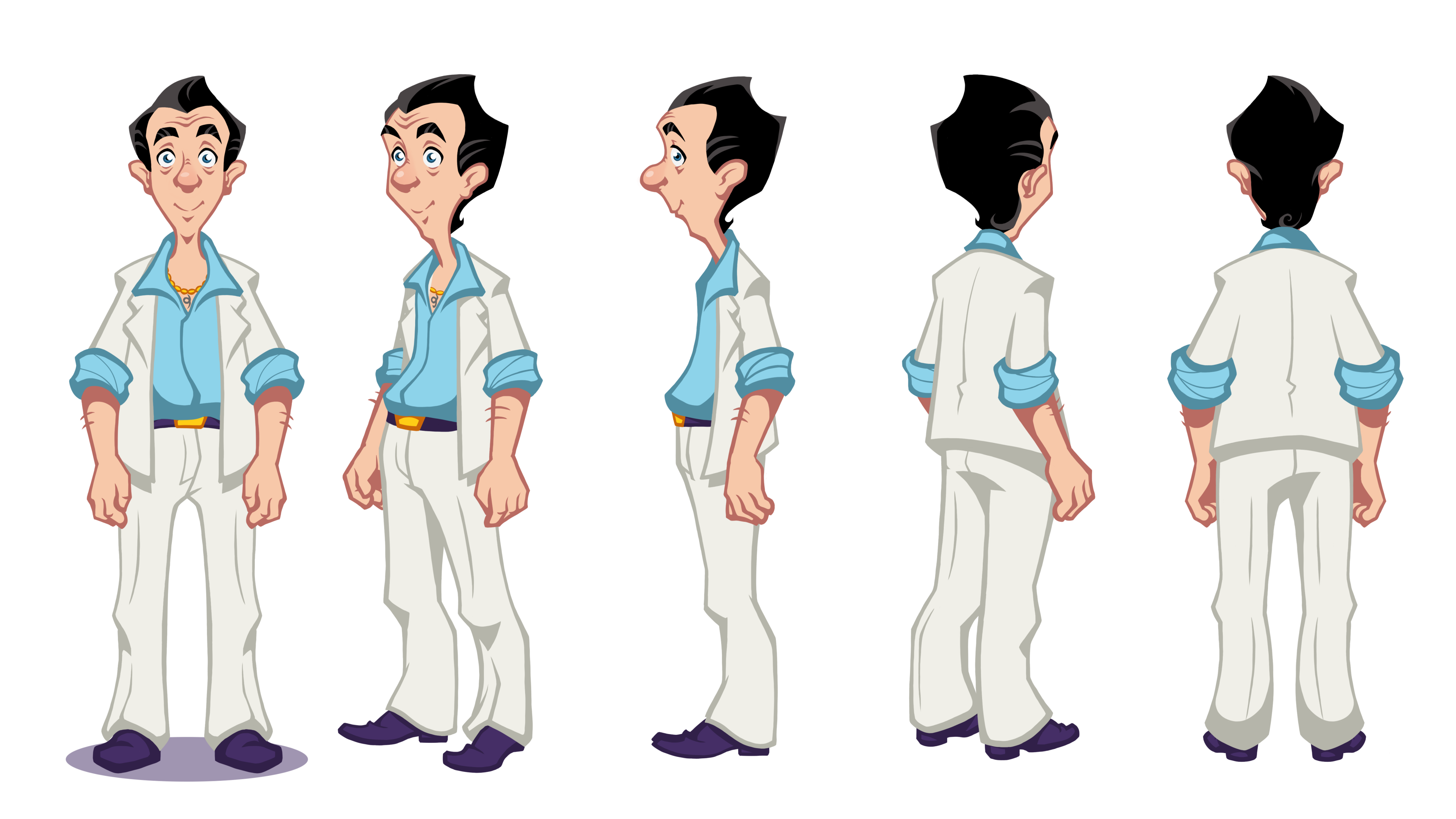 Larry_Turnaround