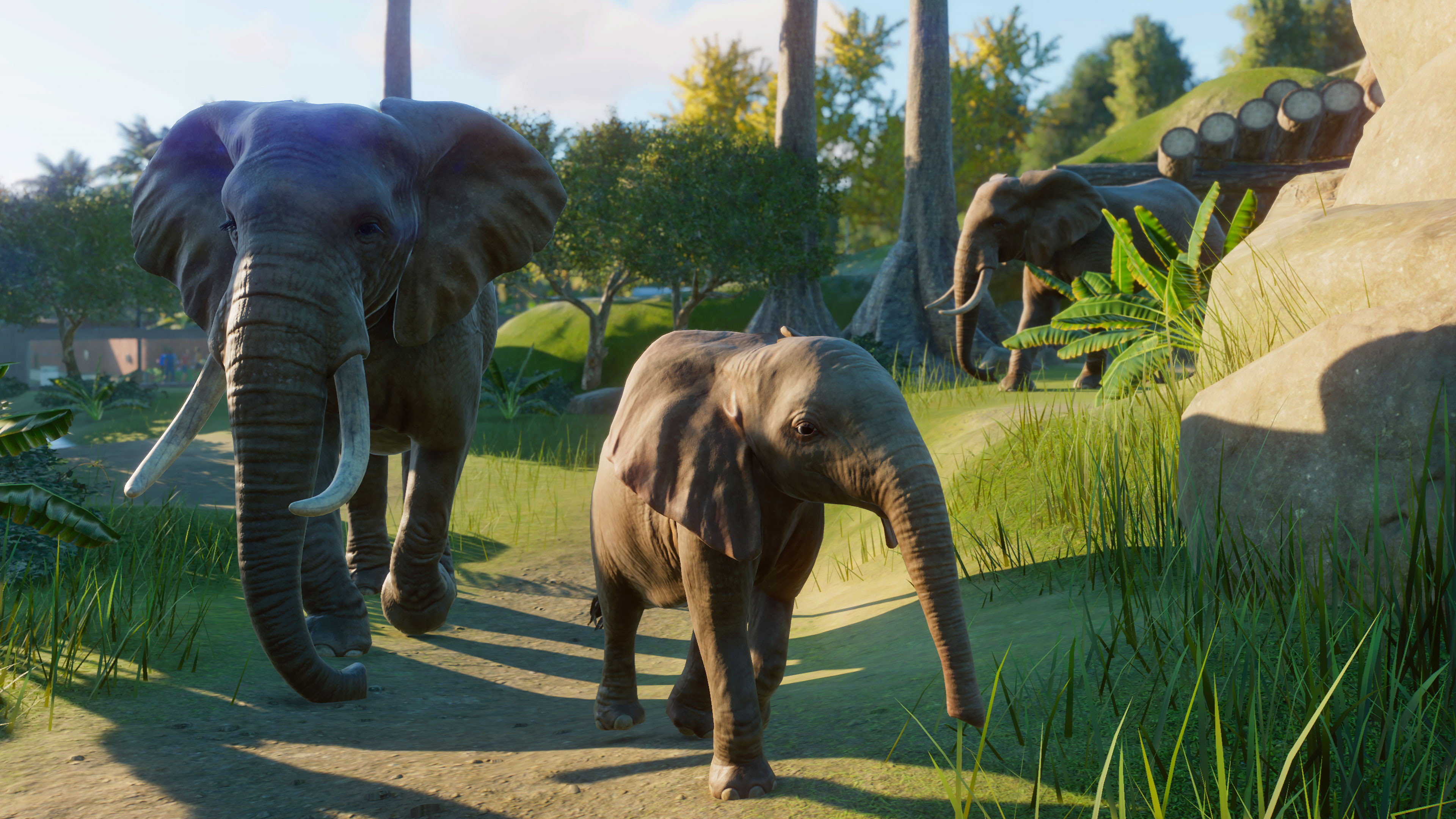 Frontier Announces Planet Zoo