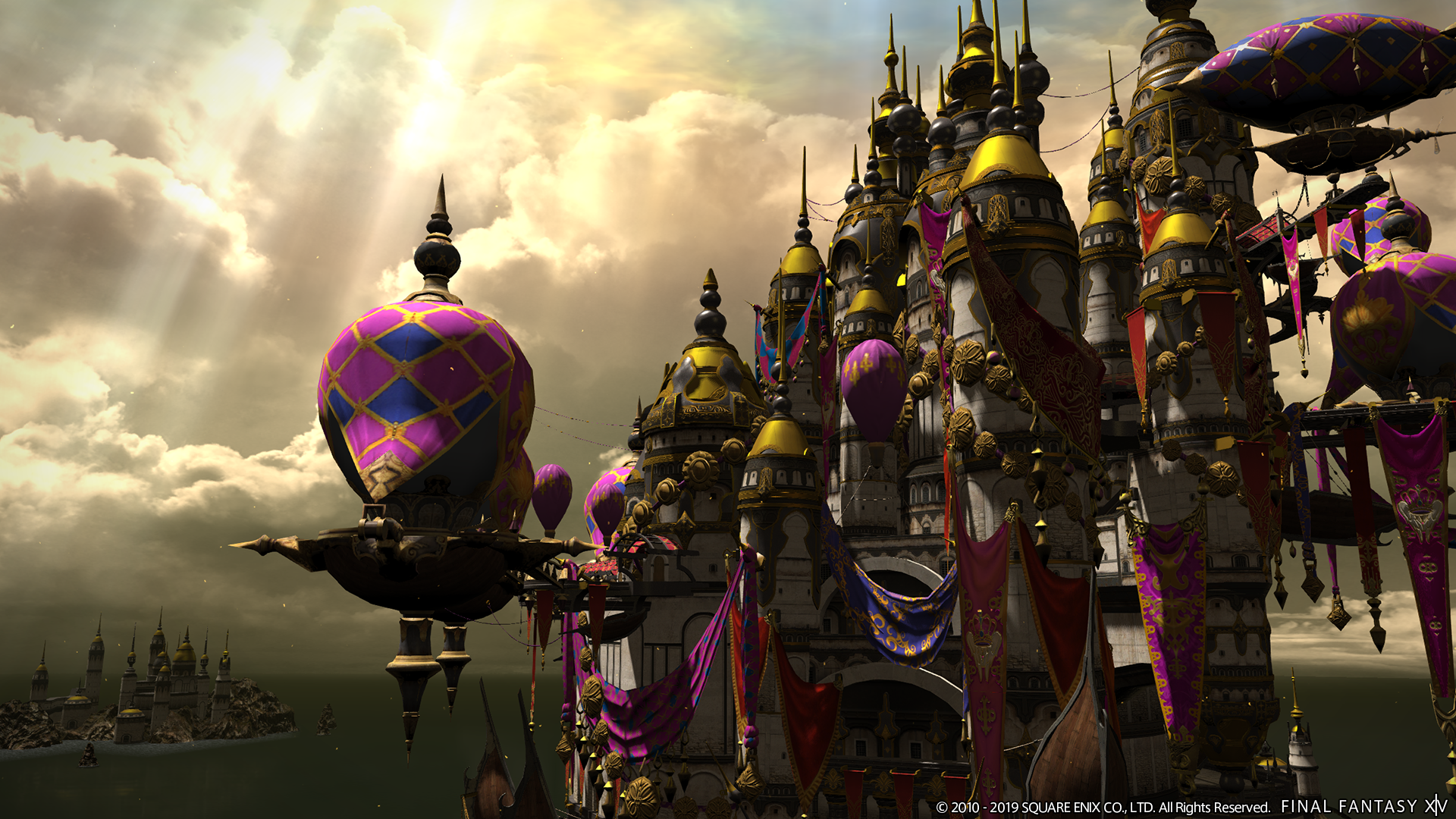 Final Fantasy 14 Shadowbringers includes two new cities | PowerUp!