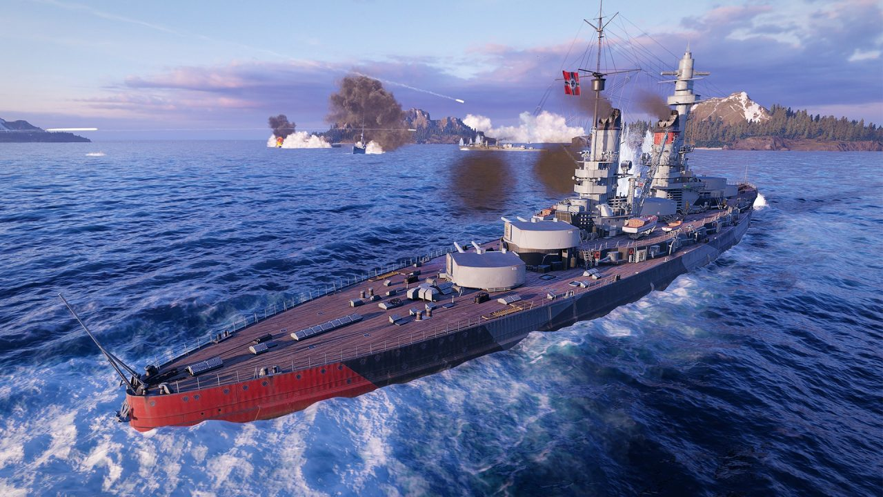 World of Warships: Legends is out of early access and giving players a chance to earn an epic ...