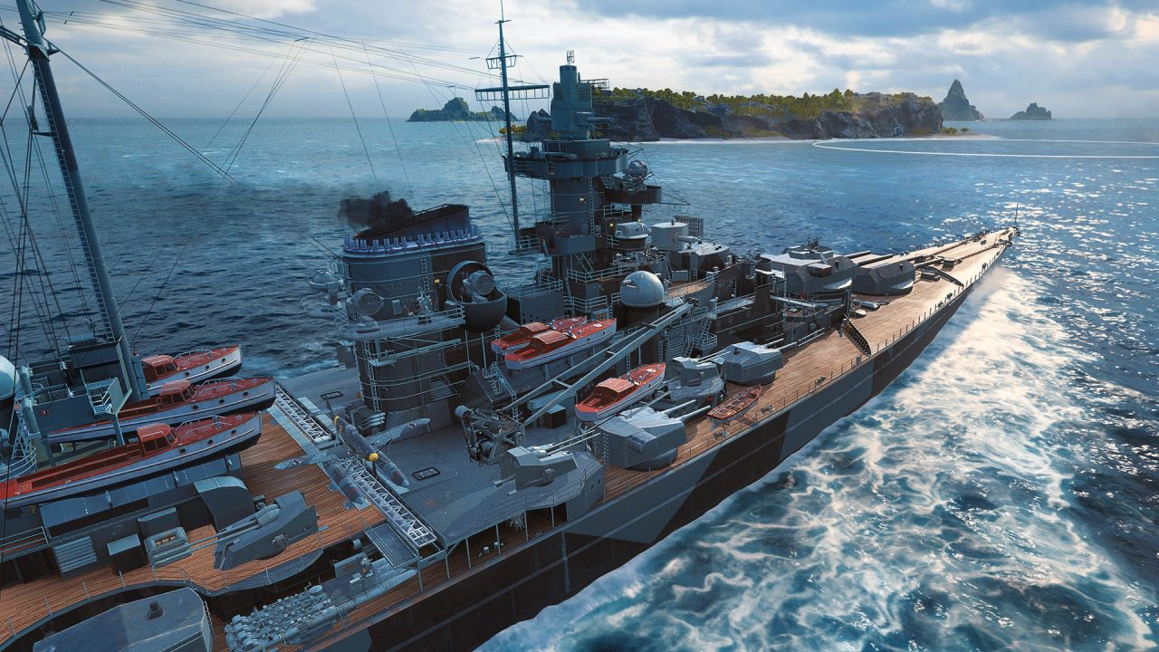 World of Warships: Legends is out of early access and giving