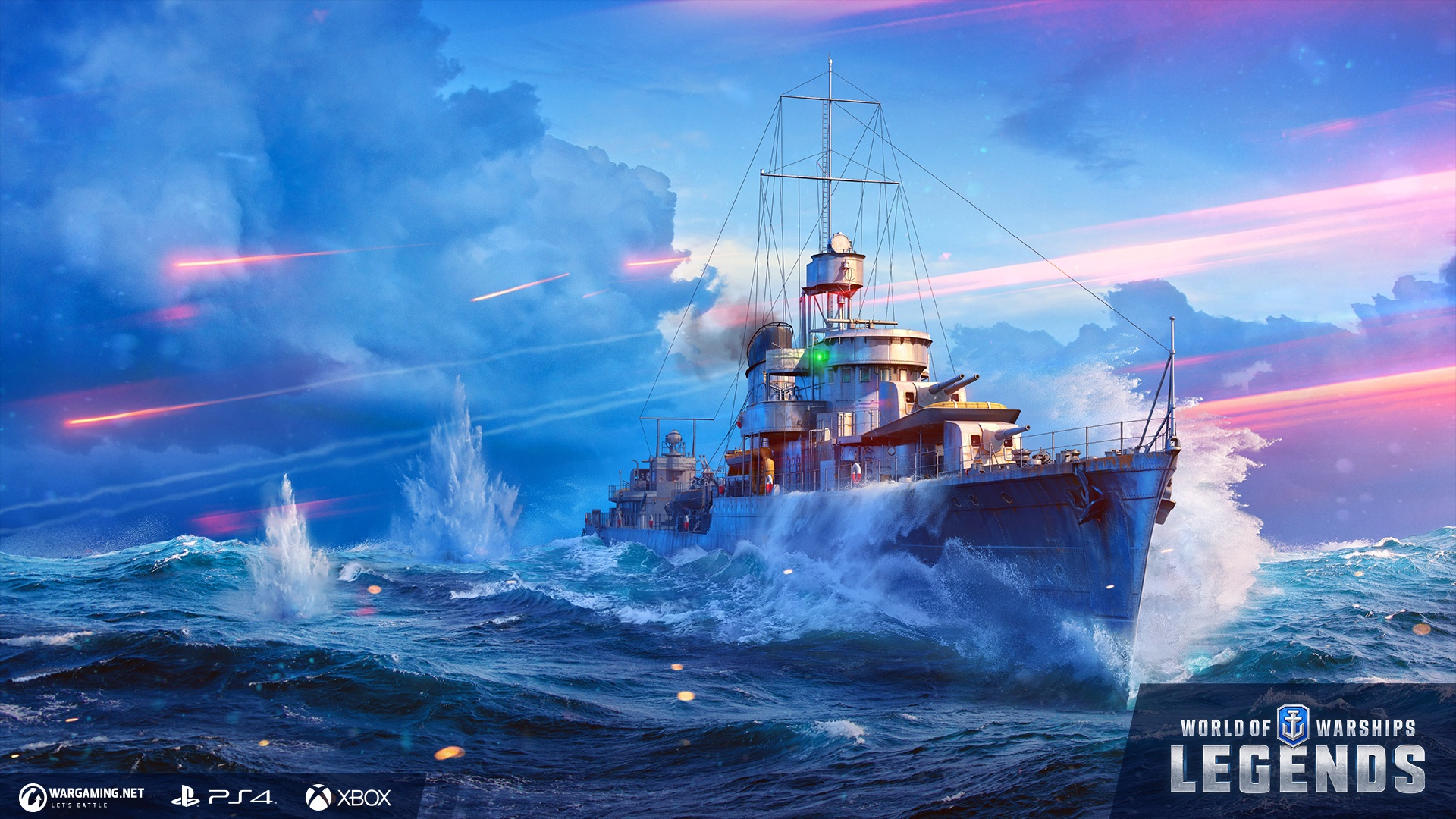 World of Warships Legends Enters Early Access in April