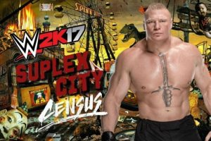 WWE 2K17 takes you down to Suplex City