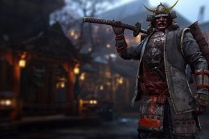 Ubisoft introduces For Honor's Kensei