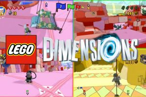LEGO Dimensions Battle Arena pits brick against brick