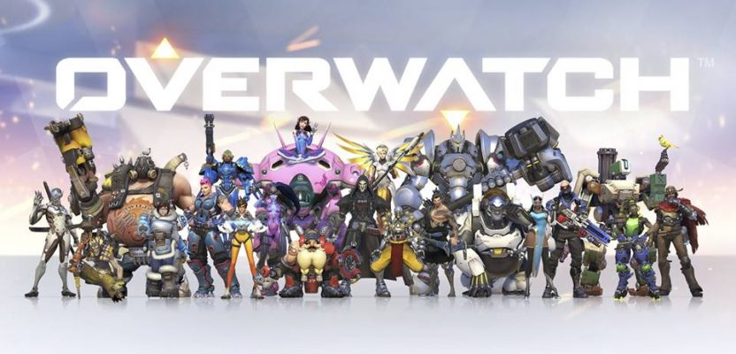 Overwatch competitive play launches today