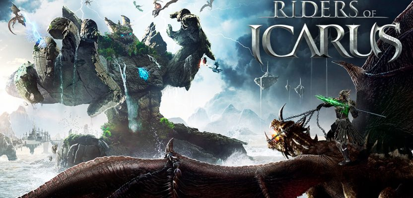 Get more from the Riders of Icarus beta with the Founder's Pack