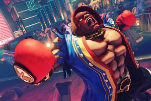 Balrog joins the Street Fighter V roster this weekend