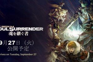 Final Fantasy XIV's latest patch brings all new content