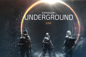 "The Division's first expansion ""Underground"" is available now"