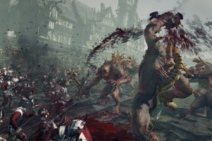 "Get bloody with Total War: Warhammer's ""Blood for the Blood God"""