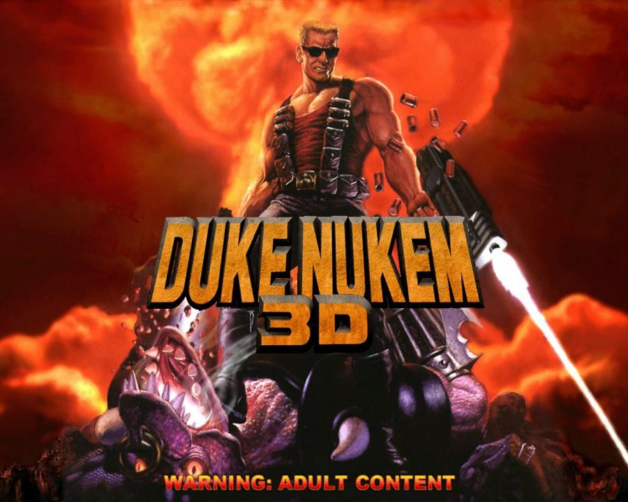 Gearbox's 20th anniversary edition of Duke Nukem 3D is now available