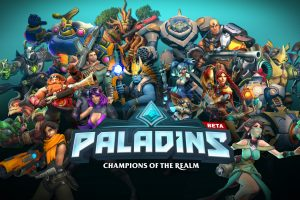 Hi-Rez's Paladins coming to PS4 and Xbox One