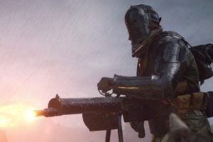 Battlefield 1 video features soldiers in medieval armour