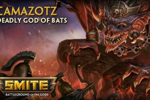 Introducing SMITE's Bat Assassin Camazotz