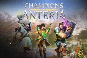 Champions of Anteria receives free DLC
