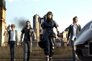 Preview – Final Fantasy XV