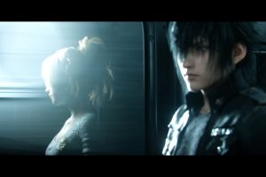 Final Fantasy XV has gone gold which must be an Omen