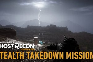Stealthy Ghost Recon Wildlands' trailer gives us 12-minutes of night time