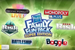 Hasbro Family Fun pack available to download now