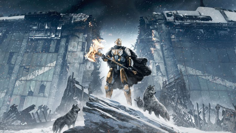 "Destiny ""Rise of Iron"""