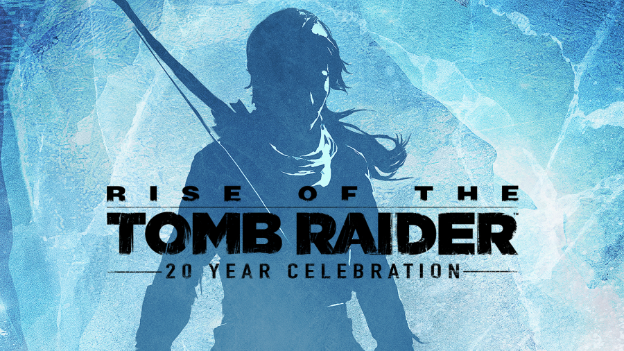 The UK Rise of the Tomb Raider PS4 press kit is deliciously retro