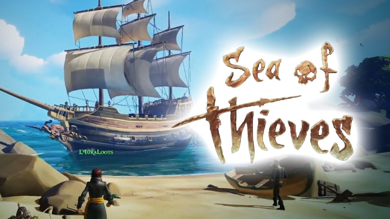 Rare Reveals Its Planned Sea Of Thieves Content Powerup