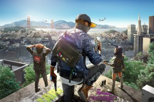 How San Francisco was turned into a playground in Watch_Dogs 2
