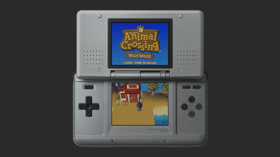 Animal Crossing and Kirby DS titles come Wii U Virtual Console