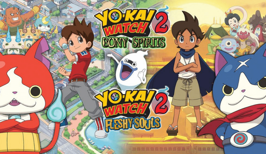 Yo-Kai Watch 2's expert handling of new and returning players