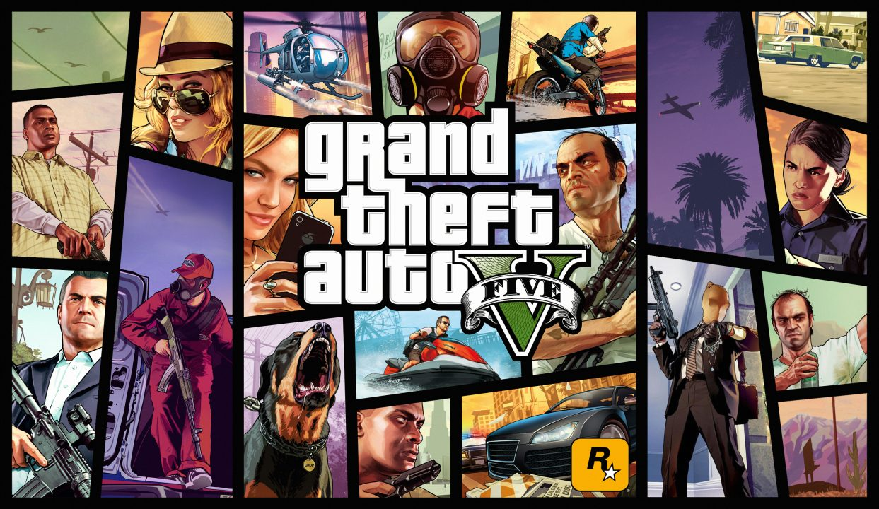 Grand Theft Auto V has shipped 70 million copies | PowerUp!