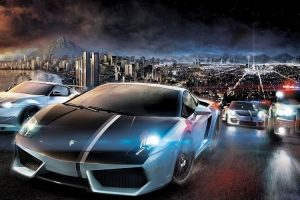 EA trademarks Need for Speed Arena