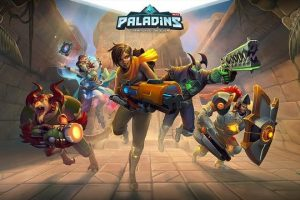 [CLOSED]Win one of five Paladins Founder's Packs