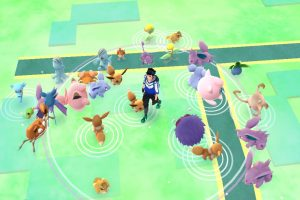 Pokémon Go's weekly bonus is spawning tonnes of Pokémon