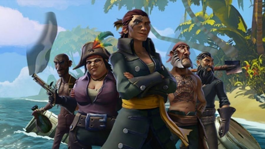 More than half of the Sea of Thieves players were playing using the Xbox Game Pass in the first month