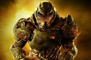 Did Bethesda tease a DOOM 2 announcement for E3?