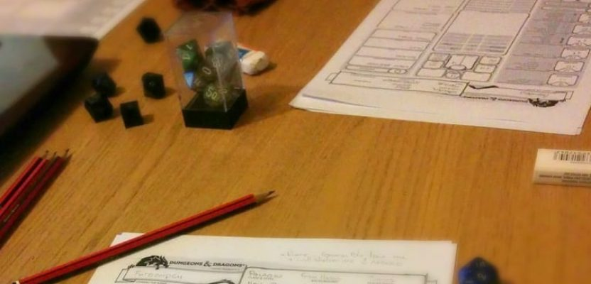 DnD Diaries Part 1 – The grass isn't always Greenest on the other side