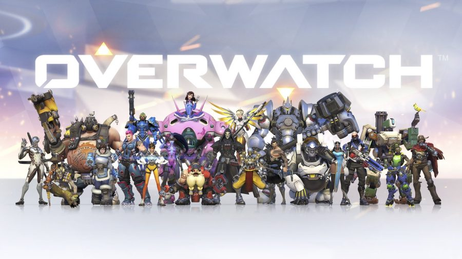 Overwatch is being released on Switch in October