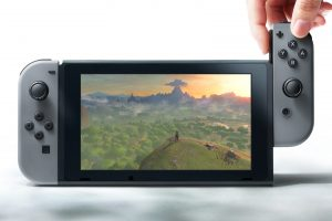 Hands on with Nintendo Switch