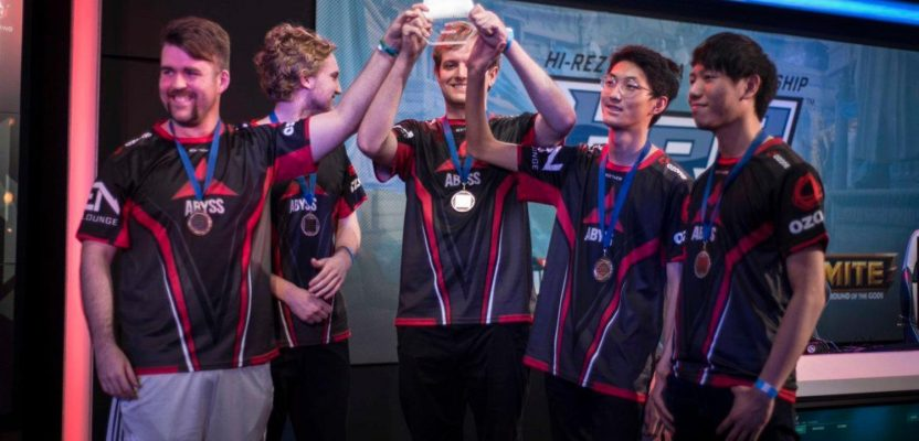 How an Aussie Paladins team paved the way for Australian eSports
