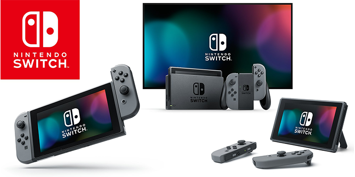 Rumour – Nintendo Planning Two New Switch Models