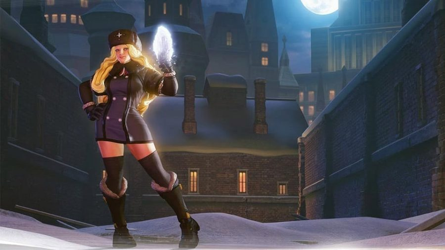 Street Fighter V's Kolin: Who is she and what moves does she have?
