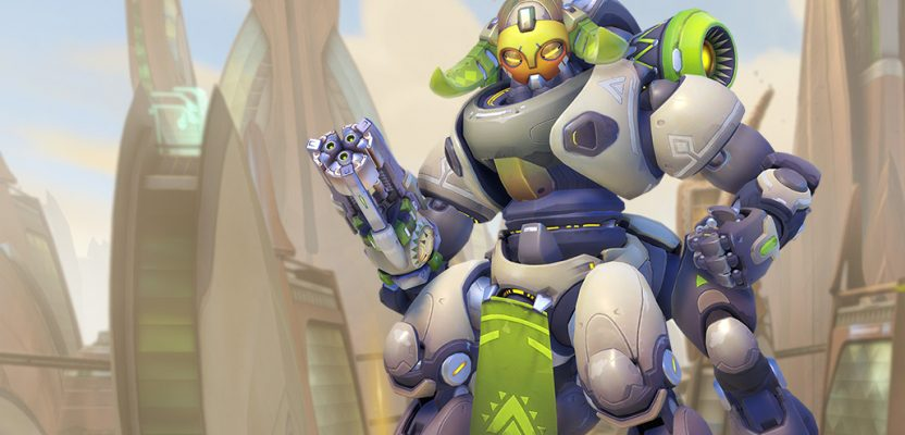 Overwatch's latest hero Orisa has a week's delay for competitive play