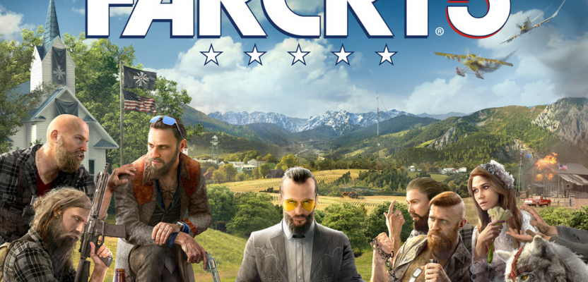 Far Cry 5's villains are white extremists, could the hero be a Native American?