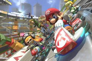 Mario Kart 8 Deluxe has sold nearly a million more copies than the original