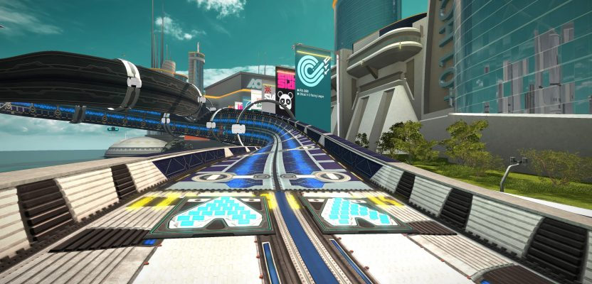 WipEout: Omega Collection – How to beat Zone events