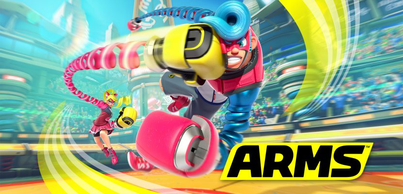 Review – ARMS