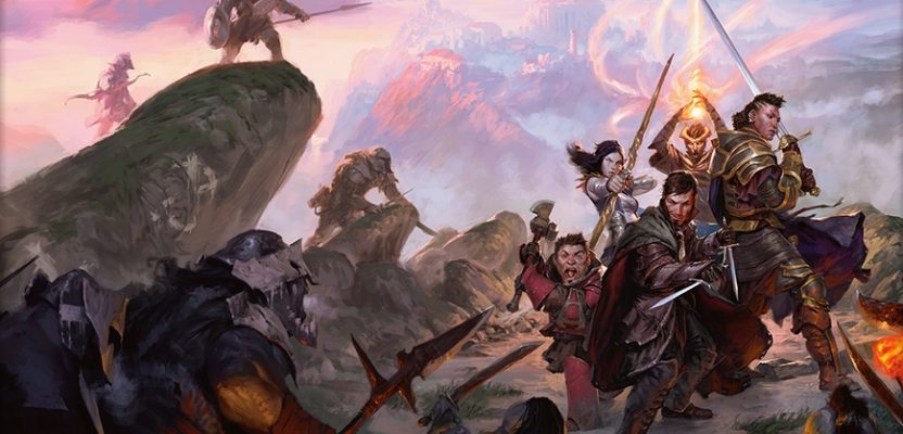 [CLOSED]Win an incredible Dungeons & Dragons prize pack to celebrate the Stream of Annihilation