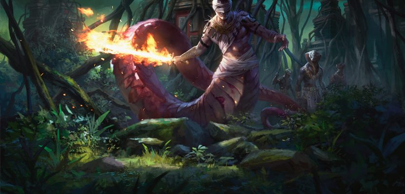 Dungeons & Dragons announces a new storyline and more